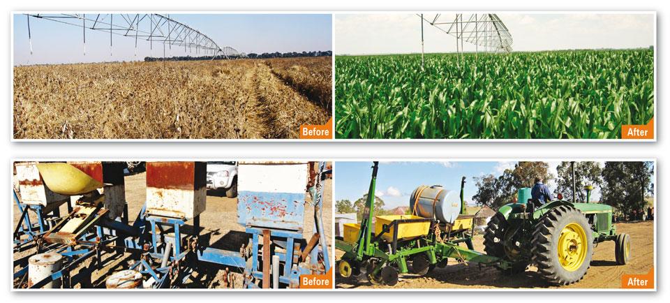 department of rural development and land reform a look at national biennial rcra ha