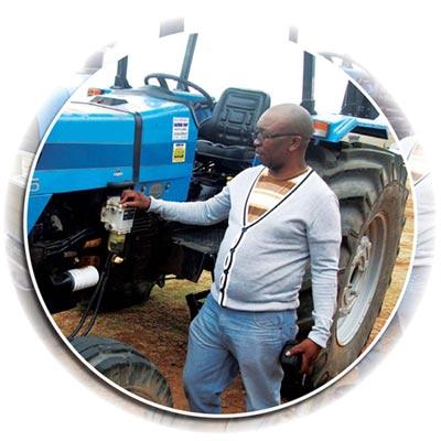 Grain SA interviews... Michael Mbalo