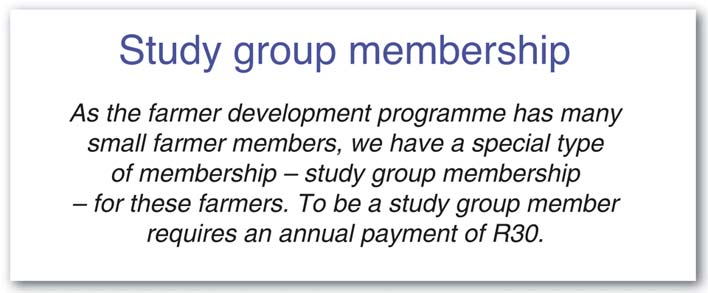 All you need to know about membership
