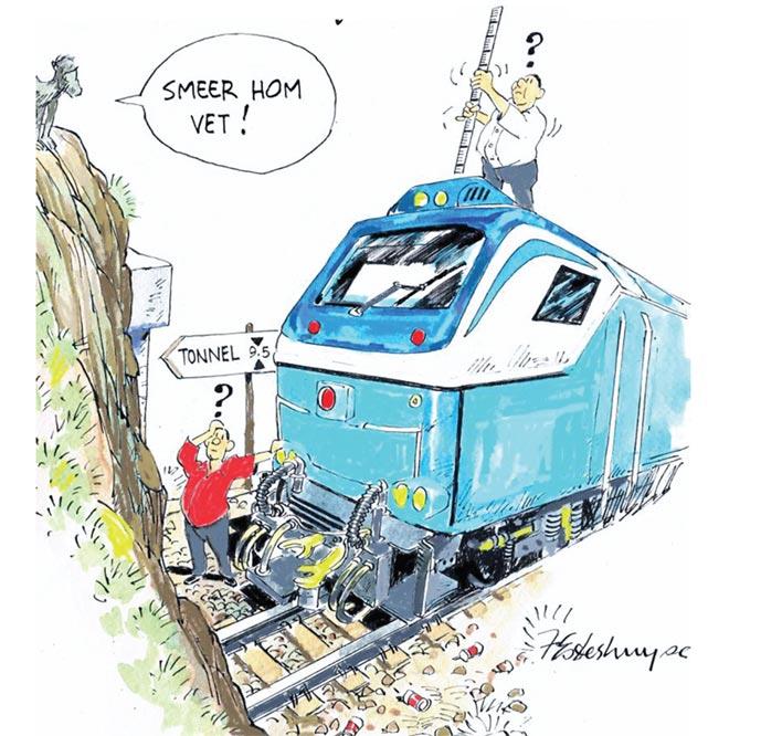 Spaan se trein