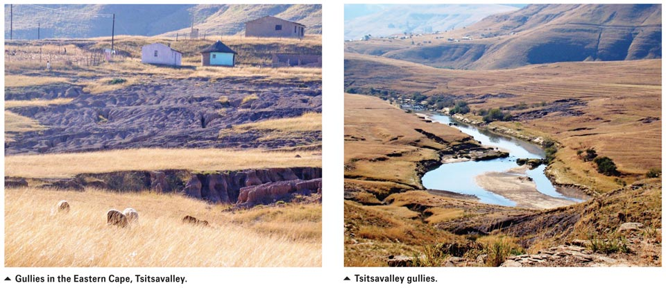 Soil erosion in south africa its nature and distribution as a result the mangaung municipality in bloemfontein recently received water from the more distant katse dam in lesotho at a tariff of r220 per kilolitre sciox Images