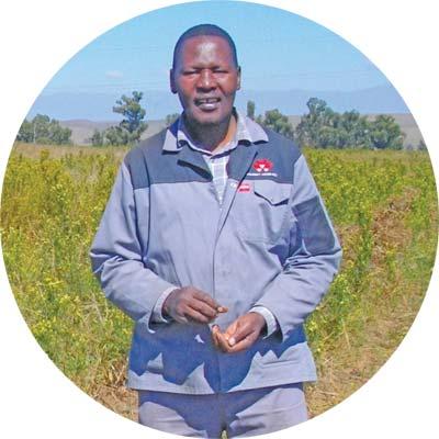 Grain SA interviews... Thulani Mbele
