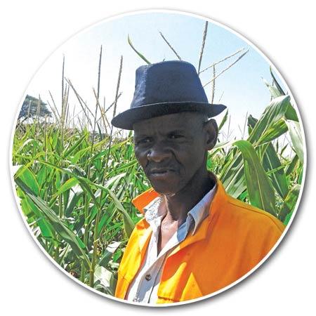 Grain SA interviews... Johannes Ntsimane