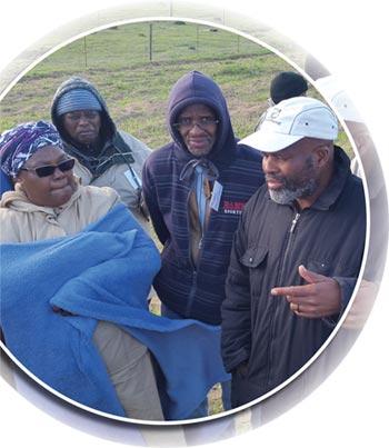 Grain SA interviews... Ganzekraal Trust