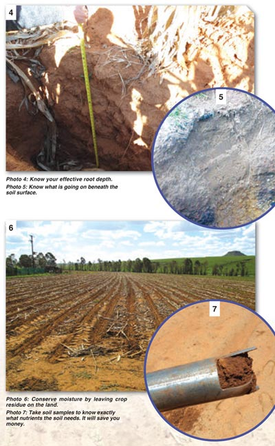 Prevent and alleviate soil compaction