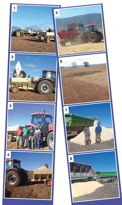 WINTER CEREAL TRUST joins hands with Western Cape New Era farmers