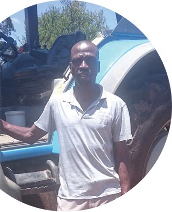 Grain SA interviews... Remember Wiseman Mthethwa